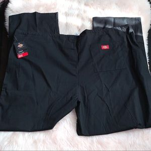 Dickies NWT unisex Scrubs bottoms